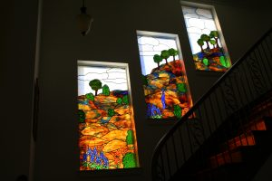 Stained glass windows in Frisco TX